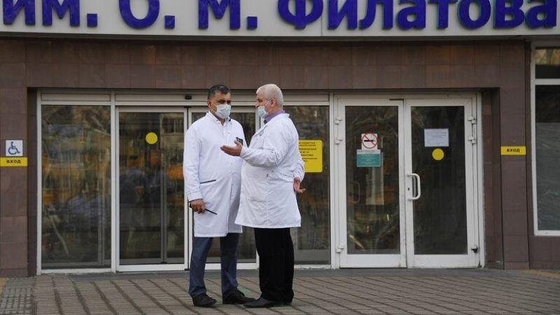 الصحة الروسية تتوقع انحسار كورونا في البلاد حتى نهاية نيسان