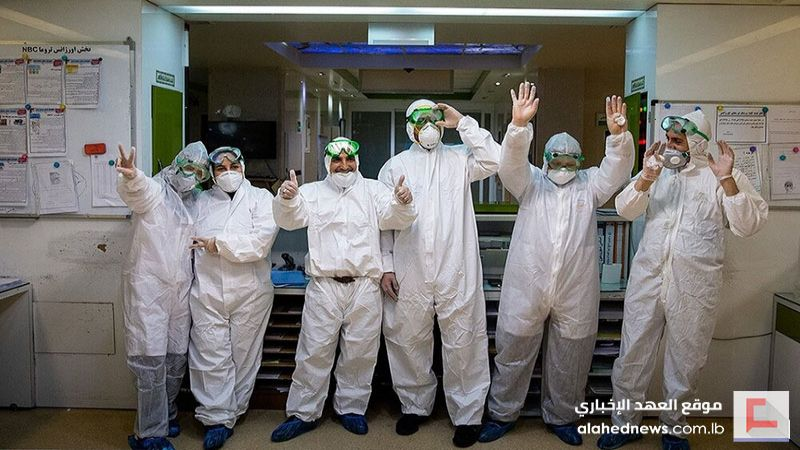 نموذج ايراني رائد بمواجهة كورونا.. وسليماني قدوة الشباب المتطوع
