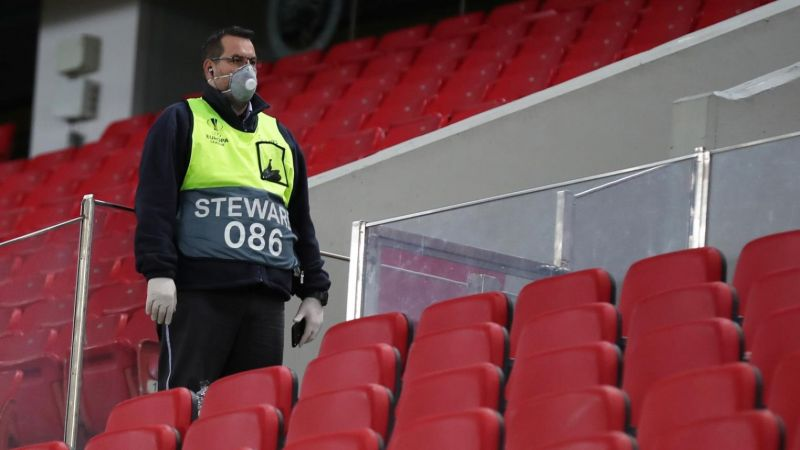 مصير نشاط الكرة الأوروبية مجهول حتى الآن