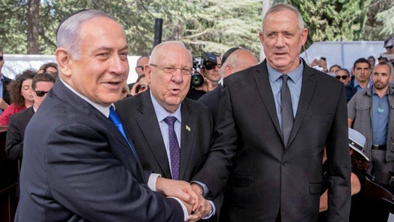 تقدّم بمفاوضات الليلة الماضية بين نتنياهو وغانتس حول تشكيل حكومة وحدة
