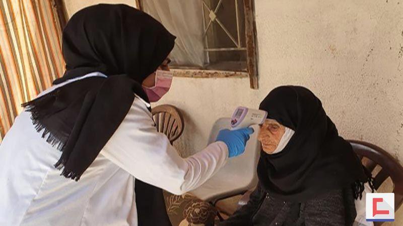 كوادر الهيئة الصحية الإسلامية في البقاع.. حاضرون في كلّ ساح