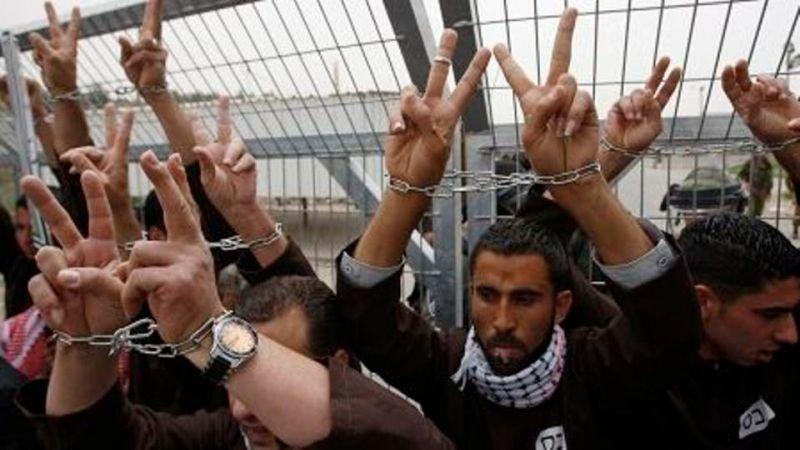 5000 سجين فلسطيني بالسجون الصهيونية مهددين بفيروس كورونا