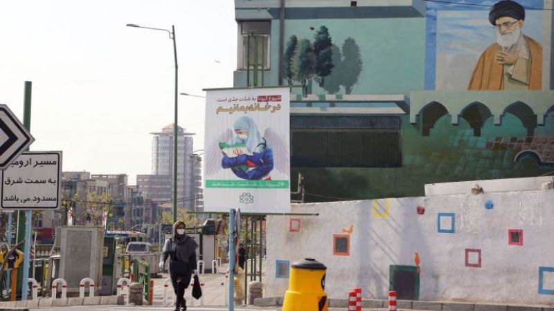في ظلّ الحظر الأمريكي.. إيران تتجه نحو انخفاض الاصابات بكورونا
