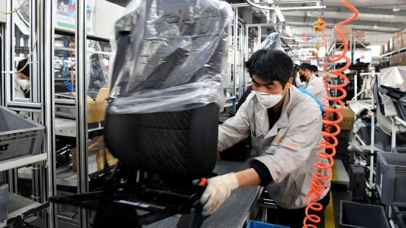 """أزمة """"كورونا"""" تنحسر في الصين.. الاقتصاد يتعافى"""
