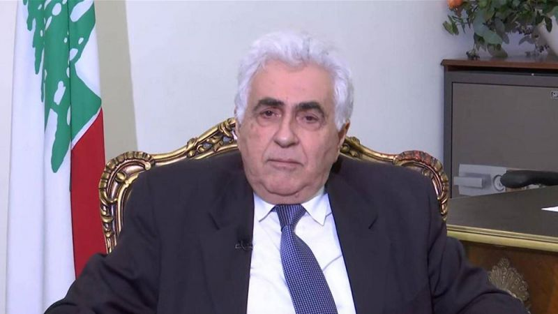 """وزير الخارجية يتحدّث لـ""""العهد"""" عن العودة الآمنة للمغتربين ويدين الخرق """"الإسرائيلي"""" لسيادة لبنان"""