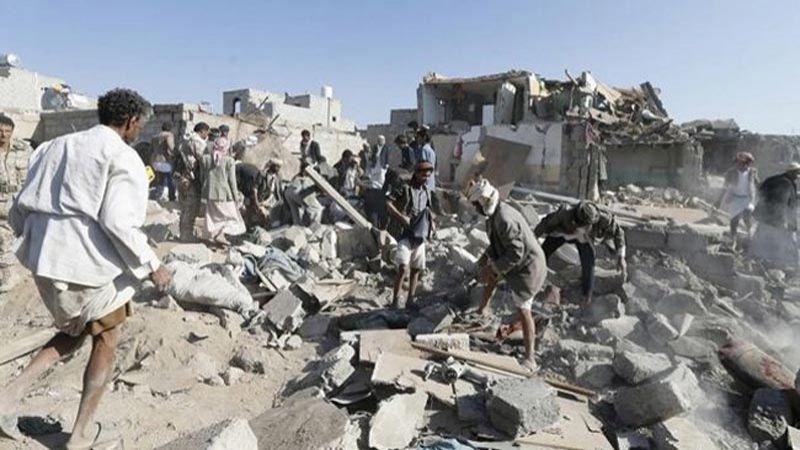 اليمن محطّم والولايات المتحدة ساعدت السعوديين على تدميره