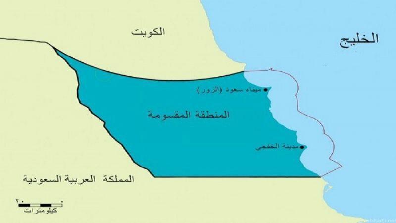 الكويت تبدأ بتصدير أول شحنة نفط من المنطقة المقسومة مع السعودية