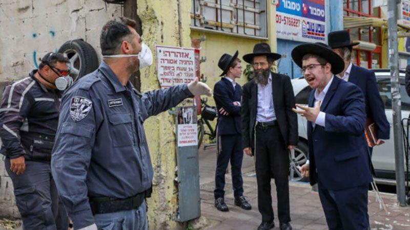 """""""كورونا"""" يفتك بالاسرائيليين"""