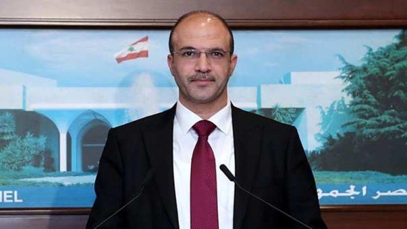 وزير الصحة العامة الدكتور حمد حسن: نتائج فحوصات ركاب طائرة الرياض سلبية
