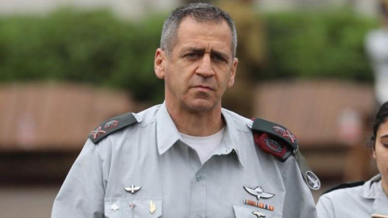 """جيش العدو مستاءٌ من طريقة إدارة أزمة """"كورونا"""" في الأراضي المحتلة وهذا ما طلبه كوخافي للغاية.."""