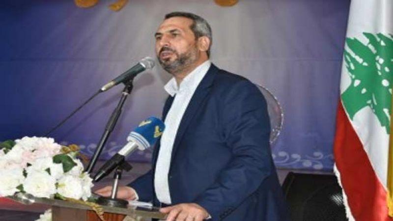 """حمادة تفقد مشروع """"من أحسن العطاء"""" في الهرمل: المشروع يأتي ضمن خطة حزب الله للتكافل الاجتماعي"""