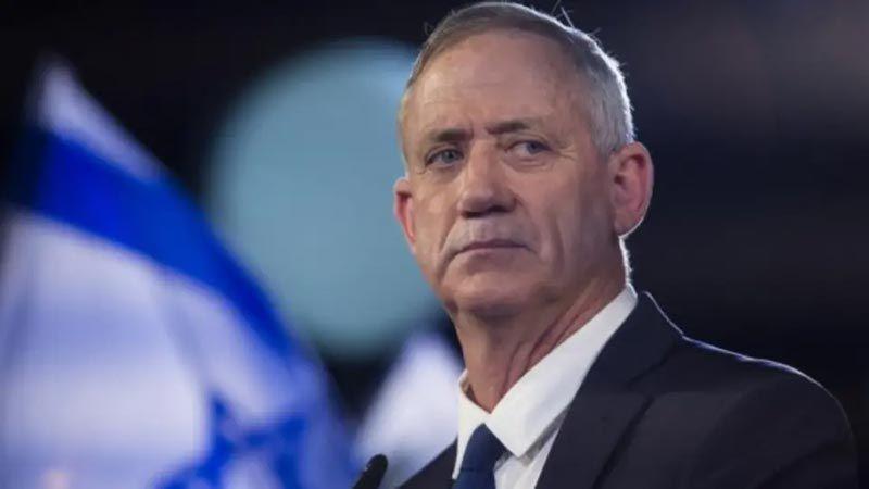 مفاوضات تشكيل الحكومة الصهيونية عالقة.. غانتس يلوّح الى تمديد تكليفه