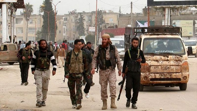 في مناطق سيطرة الإرهابيين بريف حلب الشمالي: كل شيء يقود الى امتهان الإرهاب