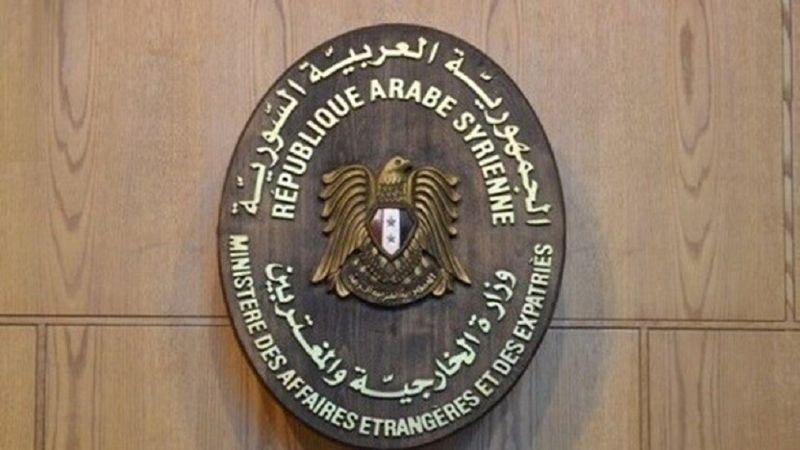 الخارجية السورية: تقرير منظمة حظر الأسلحة الكيميائية حول اللطامنة مضلل