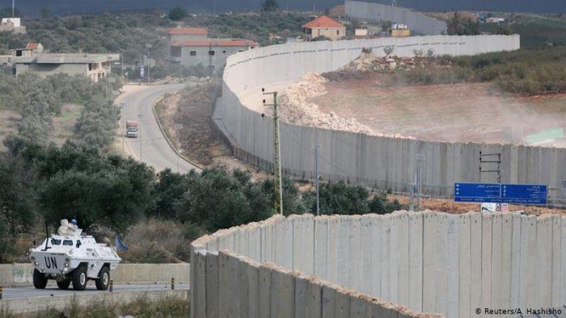 جيش الاحتلال يستكمل بناء السور الاسمنتي عند الحدود