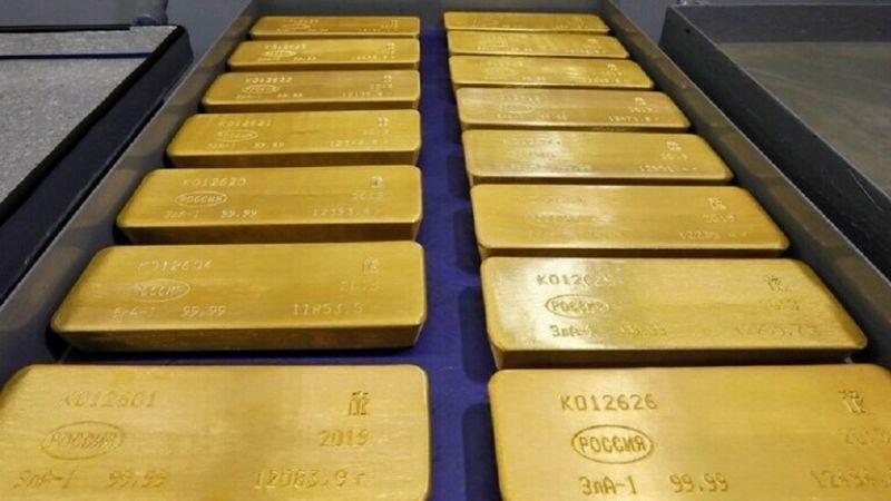 أسعار الذهب الى ارتفاع وسط انخفاض قيمة الدولار