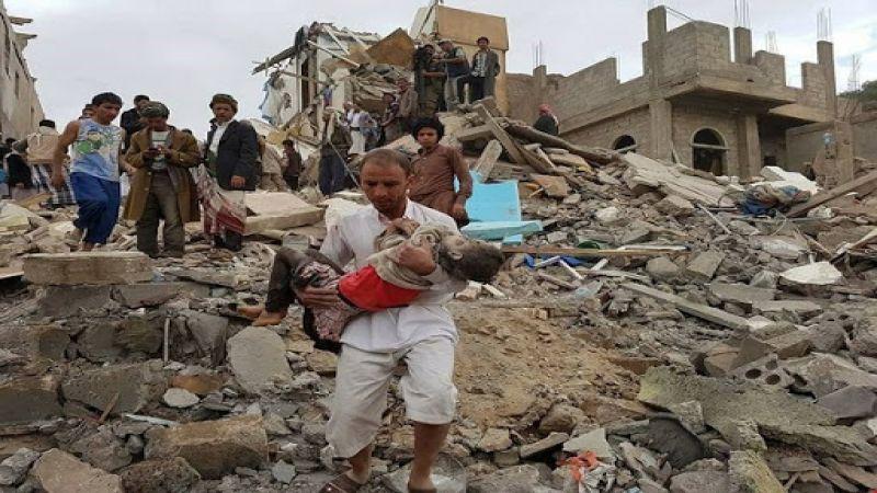 بعد 5 سنوات من العدوان السعودي على اليمن: استشهاد 16 ألف مواطن وتدمير 429 ألف منزلاً