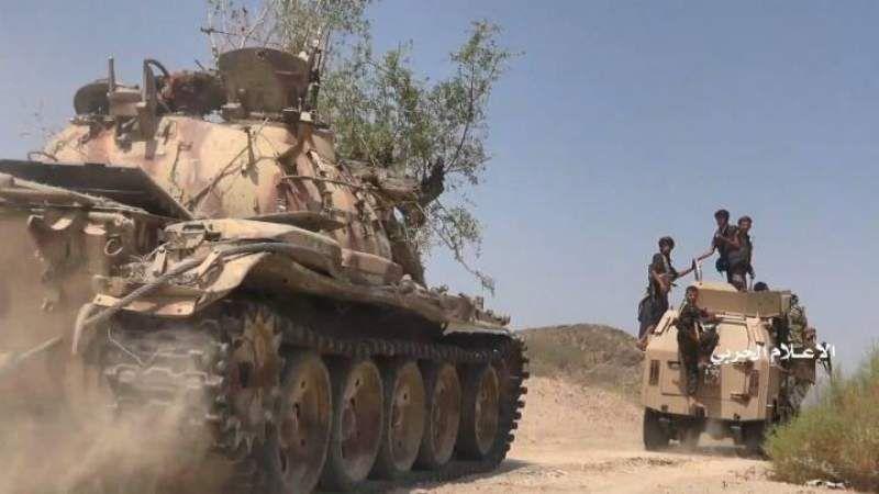 محاولات تقدم فاشلة لقوى العدوان السعودي في مأرب والبيضاء والجيش اليمني بالمرصاد