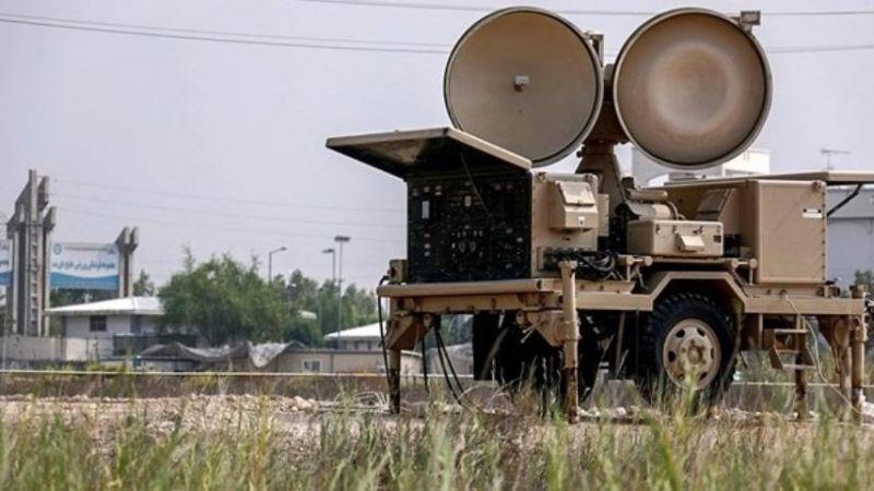 الدفاعات الجوية الإيرانية ترصد تحركات القوات الأجنبية في المنطقة