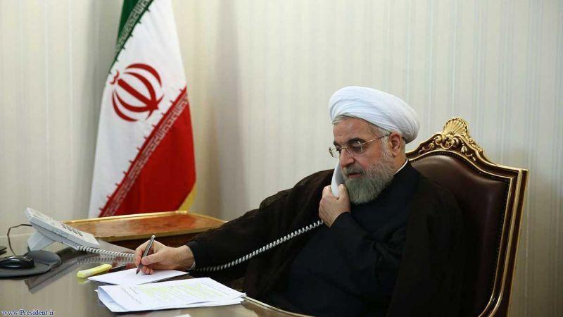 روحاني: نرصد تحركات الأمريكيين في المنطقة بدقة