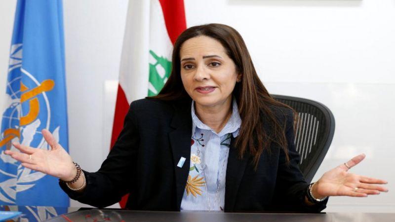 """ممثلة الصحة العالمية لـ""""العهد"""": لبنان لا يزال في المرحلة الثالثة واجراءات التباعد الاجتماعي يجب أن تستمر"""