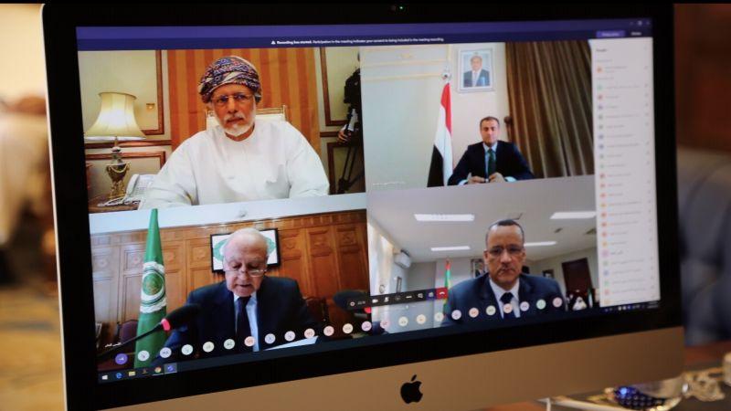 """وزراء الخارجية العرب: الخطط """"الإسرائيلية"""" بضم أراض فلسطينية """"جريمة حرب"""" جديدة"""