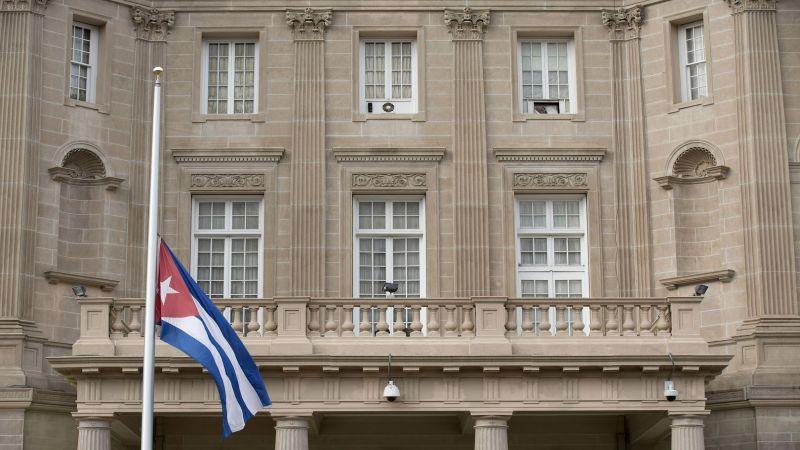 اعتداءٌ على السفارة الكوبية في واشنطن وهافانا تحتجّ