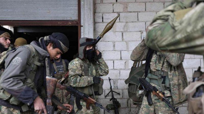 انشقاقات في صفوف أدوات أنقرة في سوريا