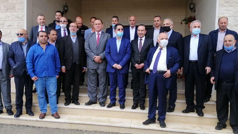 حب الله مفتتحًا مصلحة الصناعة في بعلبك: اللامركزية الإدارية توفر الجهد