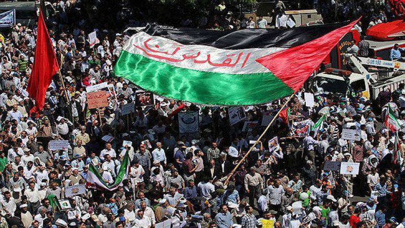 """تضامنًا مع يوم القدس: شعراء ايران يطلقون حملة """"فلسطين الحرة"""""""
