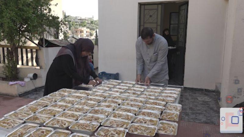 مطابخ الحارات في الشهابية تطعم الناس في الشهر الفضيل