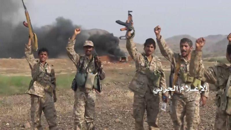 الجيش اليمني يسيطر على مواقع هامة في قانية بالبيضاء ومصرع قادة من مليشيات هادي