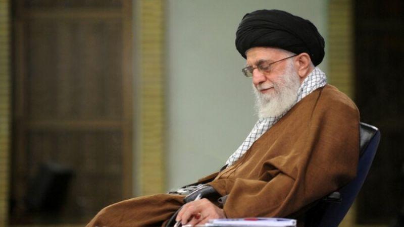 الإمام الخامنئي يعزي باستشهاد عدد من كوادر بحرية الجيش الايراني