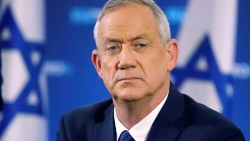 غانتس يقدم استقالته من رئاسة الكنيست