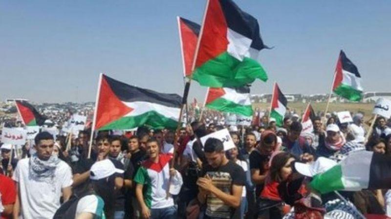 أعداد الفلسطينيين تضاعفت 9 مرات منذ النكبة