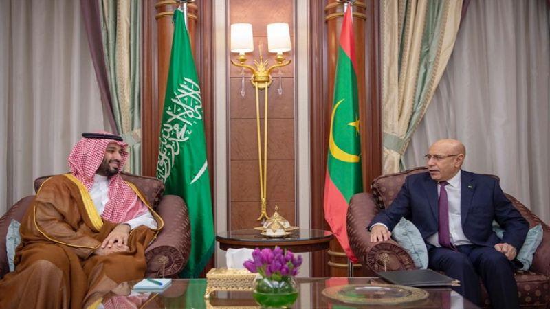 ابن سلمان طلب وساطة موريتانيا للتواصل مع الصهاينة