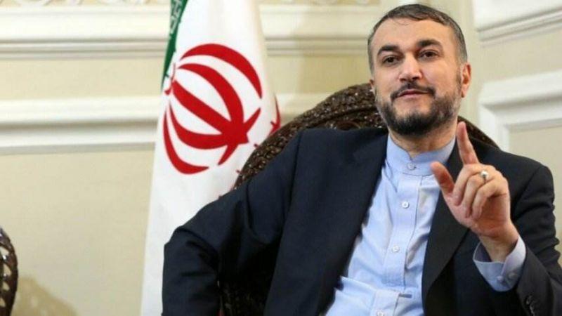 عبد اللهيان: واشنطن تريد اتفاقا مع الرئيس الأسد