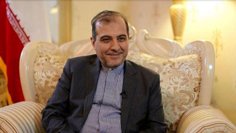 كبير مساعدي الخارجية الإيرانية يُناقش مع عبد السلام أوضاع اليمن