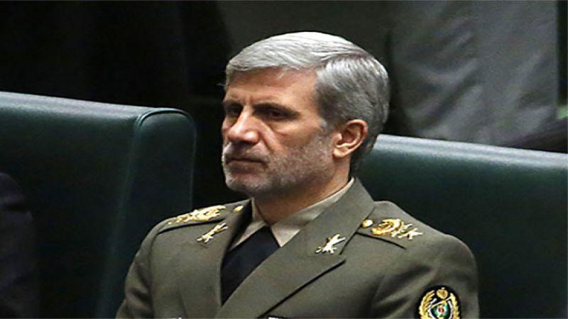 وزير الدفاع الايراني: سنرد بحزم على أي عرقلة أمريكية لسفننا النفطية