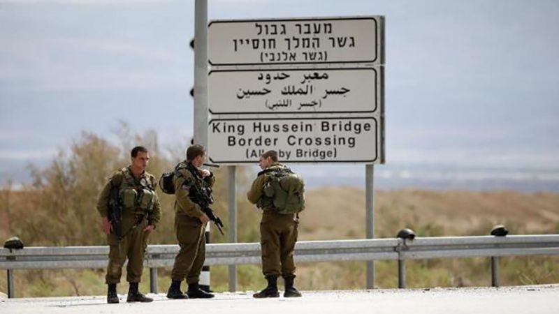 ماذا حصل عند الحدود الفلسطينية الأردنية؟
