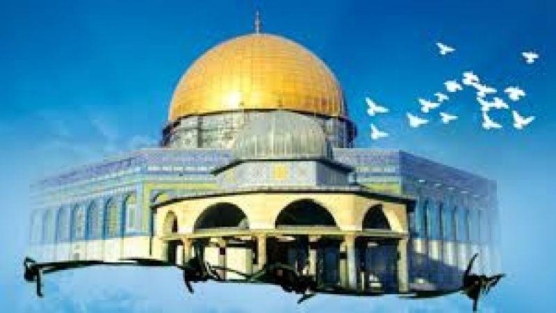 """""""يوم القدس العالمي"""" في كنف الثورة الاسلامية"""