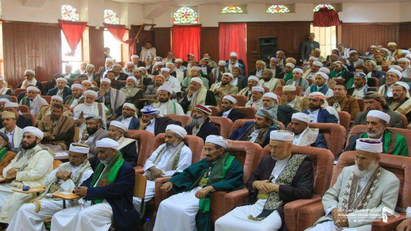 علماء اليمن: يجب أن يُستغلّ يوم القدس العالمي وجعله محطة تاريخية للتعبئة العامة