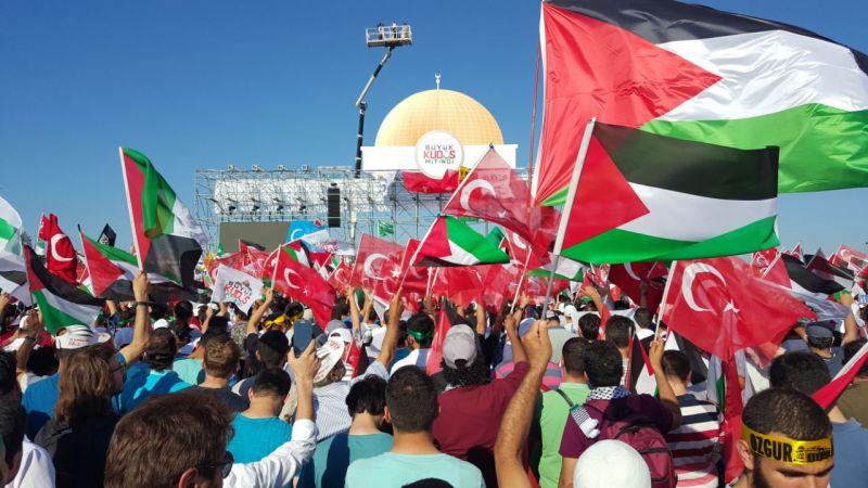 إحياء يوم القدس العالمي في تونس.. فلسطين أولويتنا