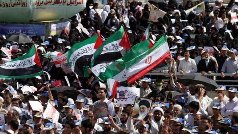 إيران: يوم القدس رمز لوحدة المسلمين
