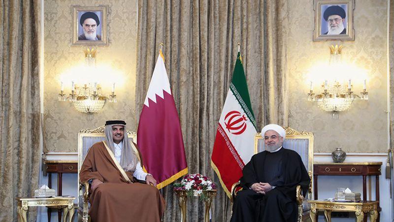 الرئيس الإيراني: تعرض أميركا لناقلاتنا سيسبب المشاكل لها .. ونحذرهم من الخطأ