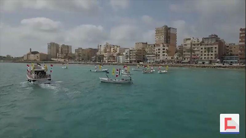من بحر صور.. عهد وفاء للقدس وكل فلسطين
