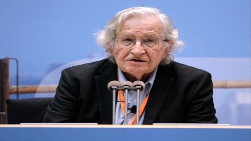 تشومسكي: الولايات المتحدة في عالم ما بعد كورونا تتجه نحو الهاوية