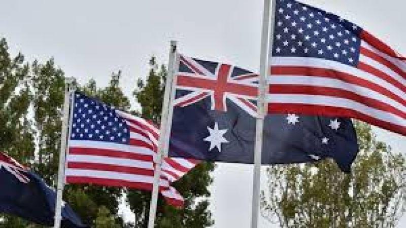 تهديد أمريكي لاستراليا بسبب الصين