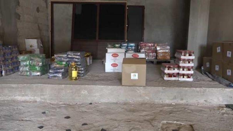 """""""عطاء خير"""" في عيتا الجبل في خدمة الأهالي: توزيع حصص غذائية"""