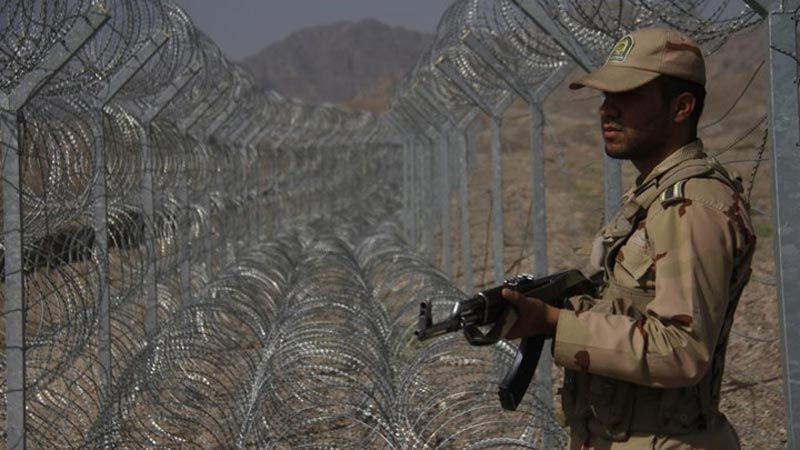 استشهاد ثلاثة من حرس الحدود الإيرانية